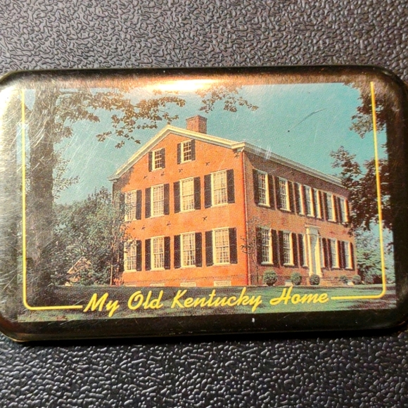 My Old Kentucky home refrigerator magnet